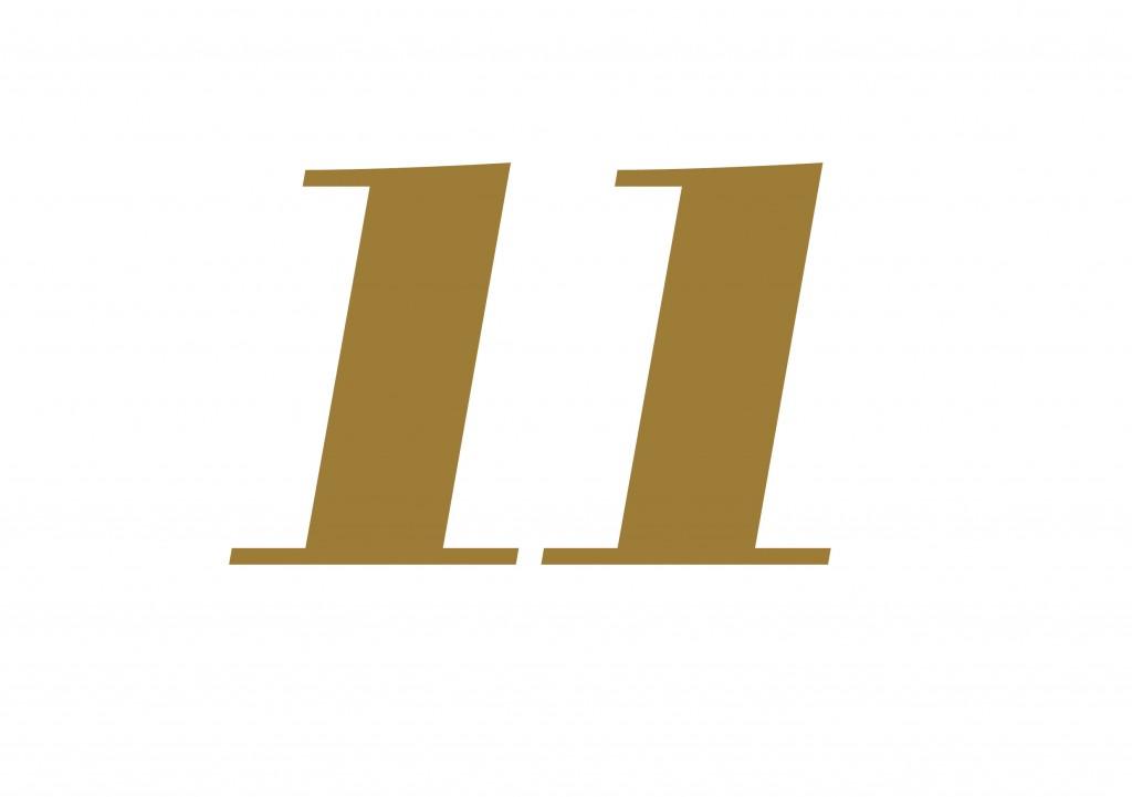 המספר 11 - מספר מאסטר בנומרולוגיה ובעל עוצמה רבה