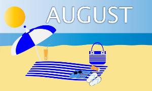 המשמעות של חודש אוגוסט
