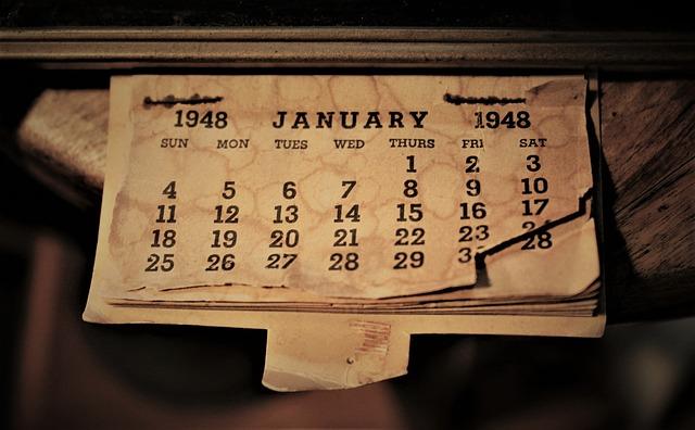 ילידי חודש ינואר ומה מייצג המספר אחד